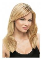 Perruque Séduisante Cheveux Naturels Lisse Lace Front