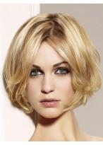 Perruque Chic Lace De Style Bob De Cheveux Naturels