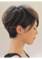 Perruque Etonnante Lisse Capless Cheveux Naturels