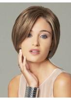 Perruque En Vogue Lisse Lace Front Cheveux Naturels