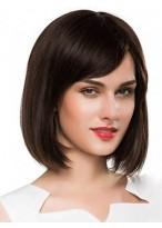 Perruque Prodigieuse Lisse Capless Cheveux Naturels