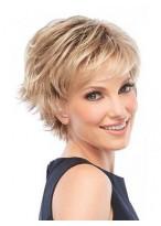 Perruque Séduisante Lisse Lace Front Cheveux Naturels