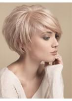 Perruque Merveilleuse Lisse Capless Cheveux Naturels