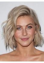 Perruque Charmante Ondulée Lace Front Cheveux Naturels