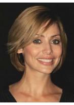 Perruque Confortable Lisse Lace Front Cheveux Naturels