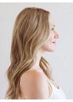 Perruque Souple Ondulée Lace Front Cheveux Naturels