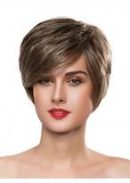 Perruque Magnifique Lisse Capless Cheveux Naturels