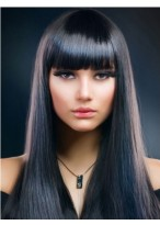 Perruque Lisse Capless En Vogue