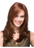Perruque Longue Full Lace Multicouche De Cheveux Naturels
