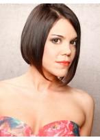 Perruque Courte Lace Front De Cheveux Naturels