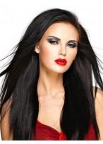 Perruque Lisse Naturelle Full Lace De Cheveux Naturels