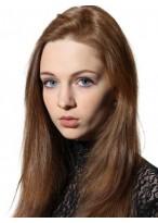Perruque Soyeuse Lisse Full Lace De Cheveux Naturels