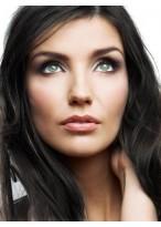 Perruque Classique Lace Front Lisse De Cheveux Naturels