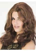Perruque Capless En Vogue De Cheveux Naturels