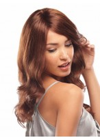 Perruque Longue Capless De Cheveux Naturels
