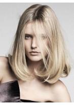 Perruque Cheveux Naturels Lace Front Ondulée Glamoureuse