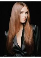 Perruque Cheveux Naturels Lace Front Lisse Charmante