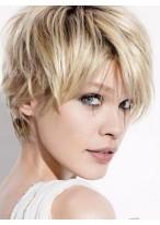 Perruque Cheveux Naturels Full Lace Lisse Merveilleuse