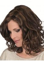Perruque Magique Lace Front Sur Mesure Avec Mono De Cheveux Naturels