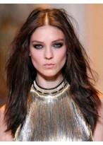 Perruque Cheveux Naturels Lace Front Lisse Abordable