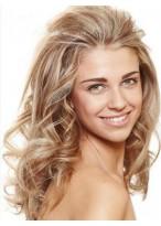 Perruque Cheveux Naturels Longue Lace Front Ondulée Magnifique
