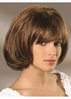 Perruque Cheveux Naturels Capless Ondulée Admirable