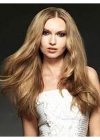 Perruque Cheveux Naturels Lace Front Lisse Bonne Apparence