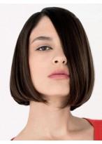 Perruque Cheveux Naturels Lace Front Lisse Durable