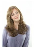 Perruque Longue Fabuleuse Ondulée De Cheveux Naturels