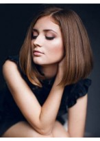 Perruque Magnifique Lace Front Lisse Cheveux Naturels