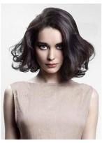 Perruque Splendide Capless Ondulée Cheveux Humains