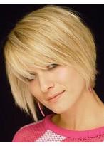 Perruque Superbe Capless Lisse Cheveux Natureles