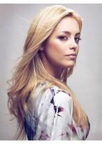 Perruque Chic Cheveux Natureles Lisse Lace Front