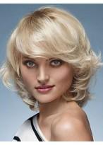 Perruque Admirable Cheveux Natureles Ondulée Capless