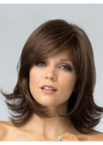 Perruque Miraculeuse Lisse Capless Cheveux Natureles