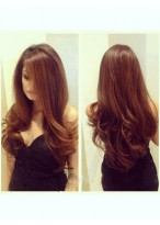 Perruque Glorieuse Ondulée Lace Front Cheveux Naturels