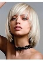 Perruque Glorieuse Lisse Capless Cheveux Naturels