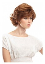 Perruque Merveilleuse Ondulée Capless Cheveux Naturels