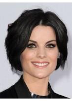 Perruque Jolie Lisse Lace Front Cheveux Naturels