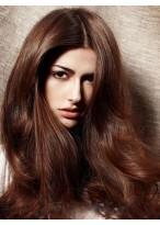Perruque Merveilleuse Lace Front Ondulée Cheveux Naturels
