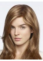 Perruque Magnifique Ondulée Cheveux Naturels Lace Front