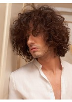 Perruque Capless De Cheveux Naturels