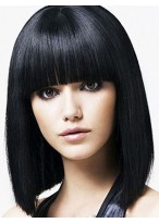 Perruque Chic Lisse Capless Synthétique