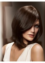 Perruque Attractive Lisse Capless Synthétique